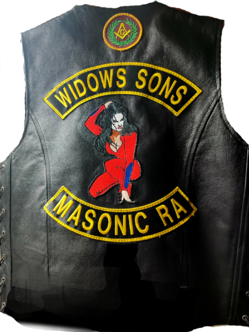 Widows Sons Official Patches